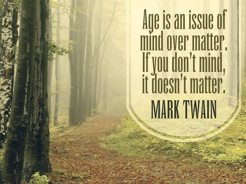Aging Attitude